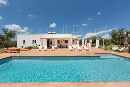 luxury villas - Ugento ( Gallipoli ) - Villa Rosalorè