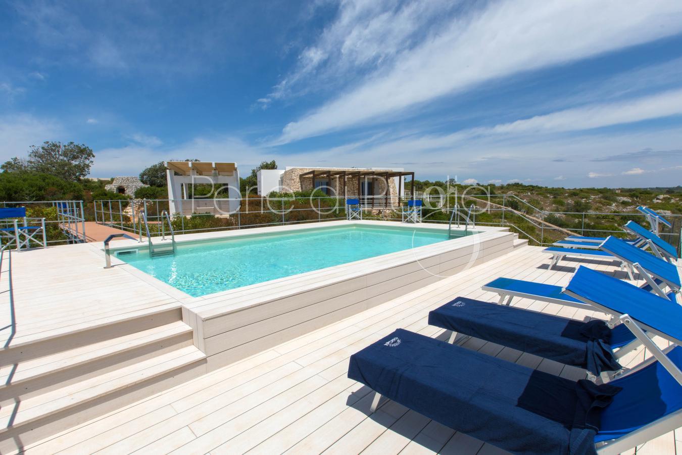 villas de luxe - Pescoluse ( Leuca ) - FLV - Villa Itaca