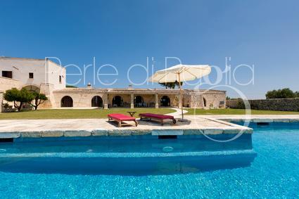 masserie di prestigio - Acaya ( Lecce ) - Masseria Ariantica (in vendita)