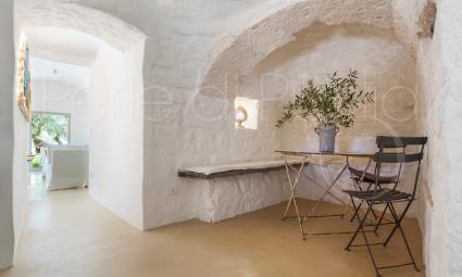 trulli en typische huizen - Ostuni ( Brindisi ) - Trullo della Volpe