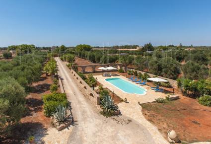 country houses - Santa Maria al Bagno ( Gallipoli ) - Casale Tre Petre
