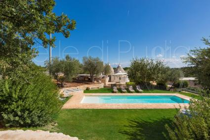 Trullo Luna (6 Bedrooms)