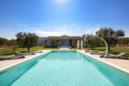 villas de luxe - Carovigno ( Brindisi ) - Villa Sissi (4 chambres)
