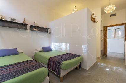 La camera doppia 1, anch`essa semplice ed essenziale