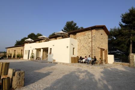 ville di lusso - Presicce - Acquarica ( Leuca ) - Masseria Degli Angeli
