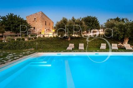 ville di lusso - Scicli ( Ragusa ) - Villa Dorata