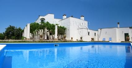 prestige farmhouses - Alezio ( Gallipoli ) - Residenza La Giara