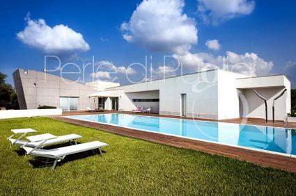 ville di lusso - Floridia ( Siracusa ) - Villa Farolidi