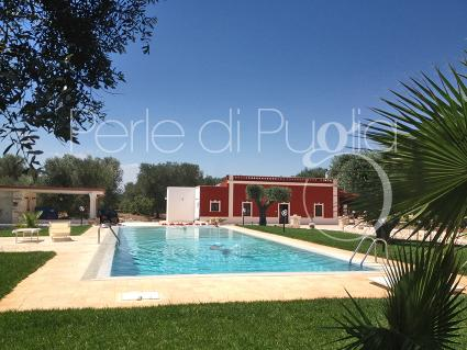 ville e casali - San Michele Salentino ( Brindisi ) - Villa Cantoniera
