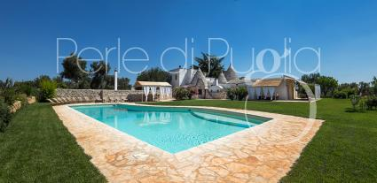 villas de luxe - Ceglie Messapica ( Brindisi ) - Masseria Giancamisa (3 chambres)