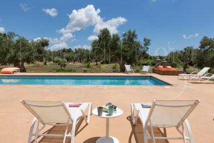 Luxusvillen - Ugento ( Gallipoli ) - Villa Rosalorè (4 Schlafzimmer)