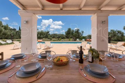 luxury villas - Ugento ( Gallipoli ) - Villa Rosalorè (4 bedrooms)