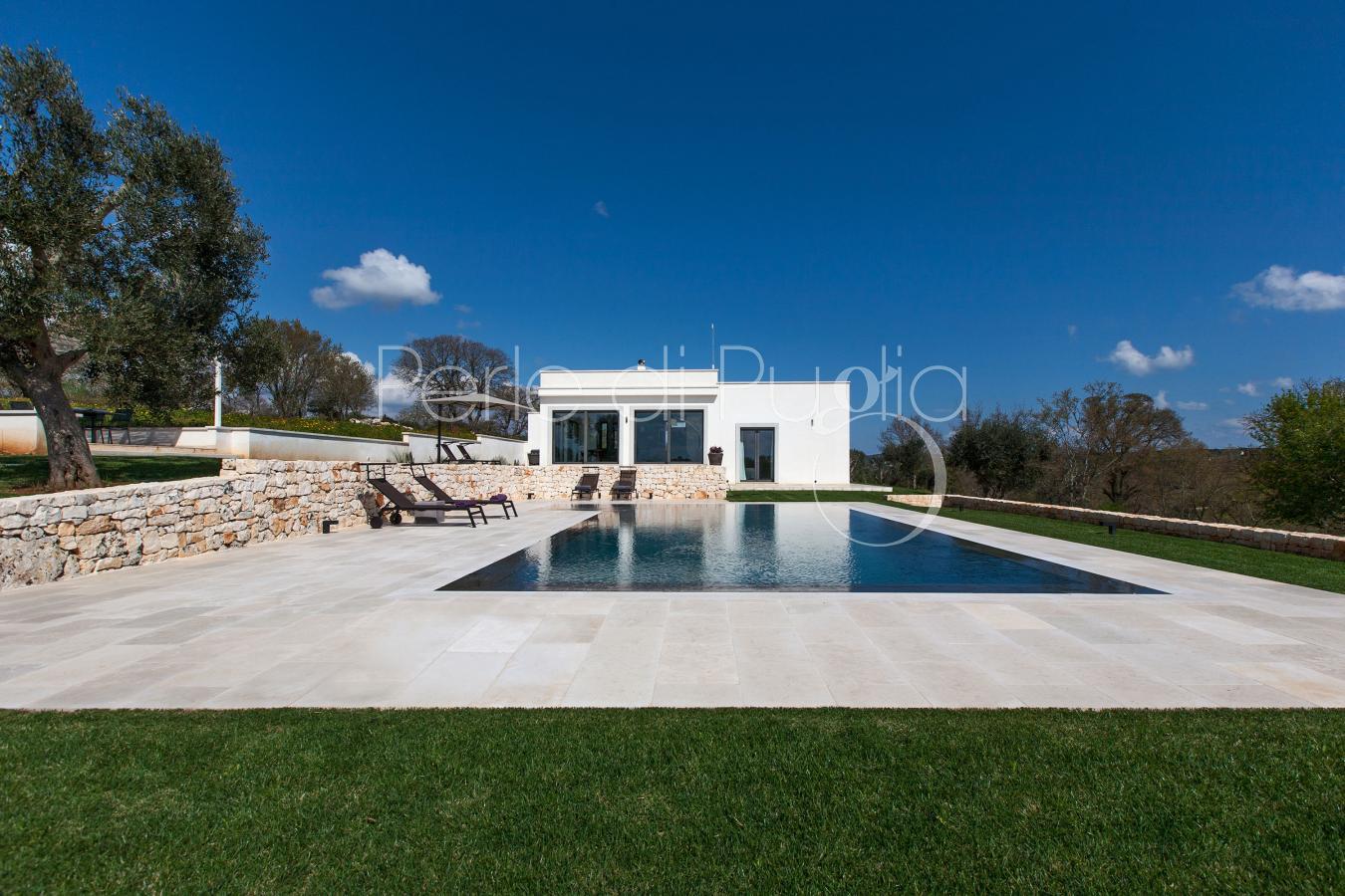 Case Moderne Con Piscina : Ville con piscina puglia in affitto offerte puglia puglia