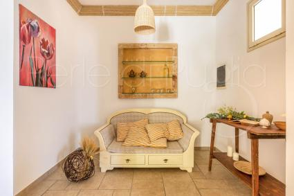 Trulli - Manfio ( Salento Jonico ) - Villa Gianfredi