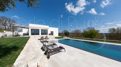 luxury villas - Ostuni ( Brindisi ) - Perla Nera (3 rooms)