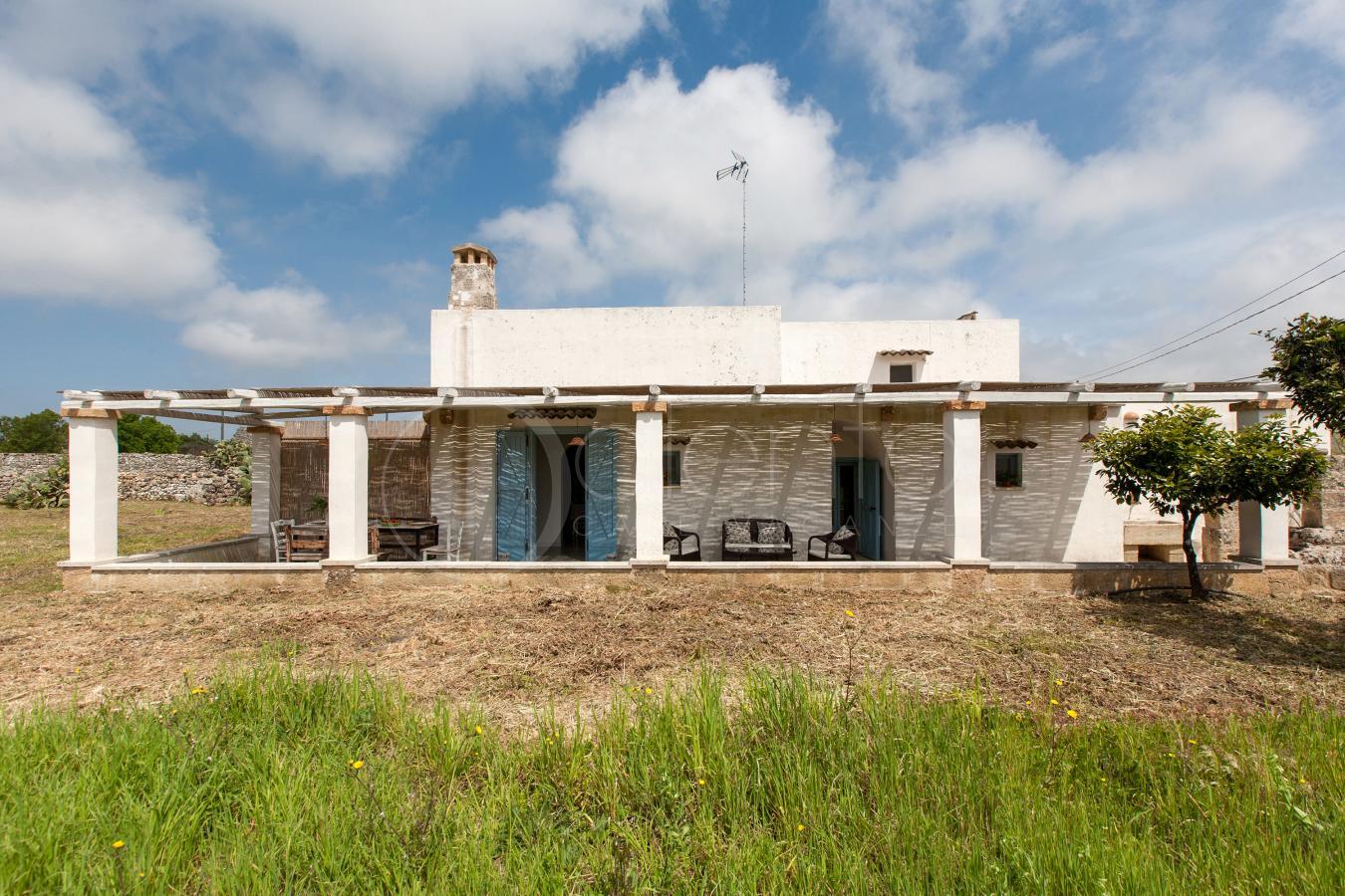 Casa di Sos� - San Gregorio ( Leuca )