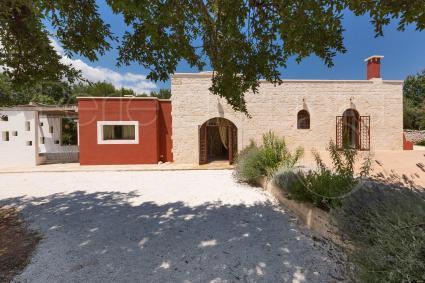 maisons typiques - Ceglie Messapica ( Brindisi ) - Alma Rossa