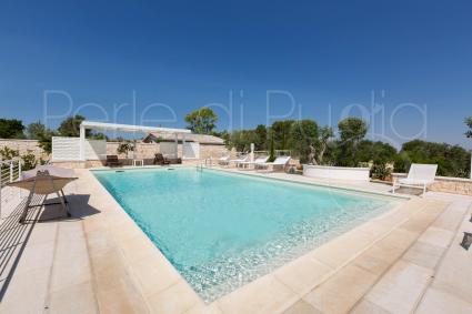 villas de luxe - Ruffano ( Gallipoli ) - Villa Palmira