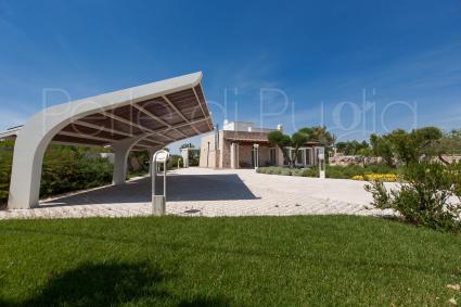luxury villas - Ruffano ( Gallipoli ) - Villa Palmira