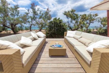 luxury villas - Porto Cesareo ( Porto Cesareo ) - Villa Bianca