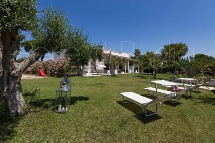 villas de luxe - Monteroni ( Lecce ) - Le Volte Bianche