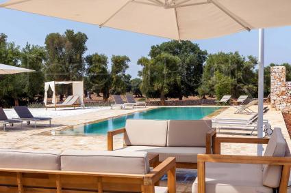 luxury villas - Carovigno ( Brindisi ) - Villa Lorzata