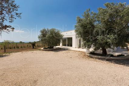 villas de luxe - Pescoluse ( Leuca ) - La Serrazza