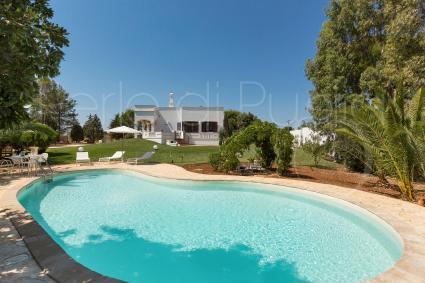 ville e casali - Montesano Salentino ( Leuca ) - Villa Aura