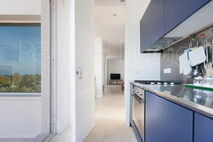 kitchen on the first floor