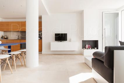 sitting room and fireplace on the ground floor