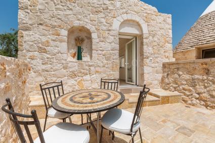 luxury villas - San Michele Salentino ( Brindisi ) - Villa Bijou