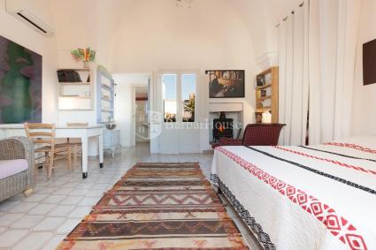 trulli e case tipiche - Presicce - Acquarica ( Leuca ) - Dimora Santi Mancuso (loft)