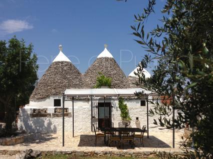 trulli e case tipiche - Alberobello ( Bari ) - Trullo Susanna