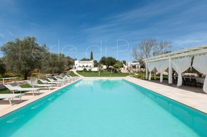 villas & country houses - Ostuni ( Brindisi ) - Villa Marchesini