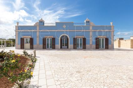 Luxury villa for rent in the heart of Salento, with swimming pool, for holidays in Puglia