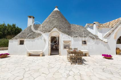 Bed and Breakfast - Alberobello ( Bari ) - CFA  - Trullo Tulipano