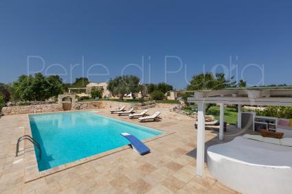 trulli e case tipiche - Ostuni ( Brindisi ) - Villa Almatema
