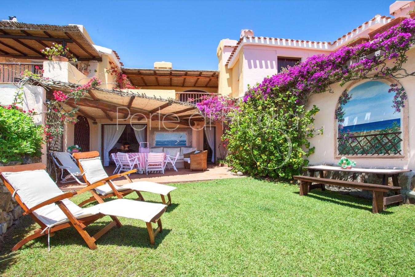 Villa vacanze con piscina a porto cervo villa dolce sposa - Casa vacanze con piscina privata ...