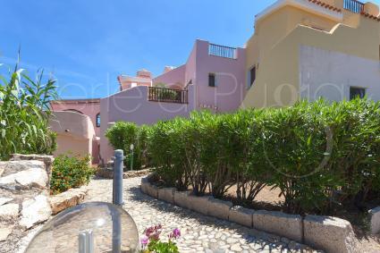 Gli esterni della casa vacanze in affitto in Sardegna