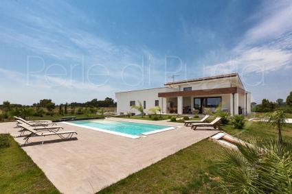 villas de luxe - Leverano ( Porto Cesareo ) - Villa Giulia Luxury Suite