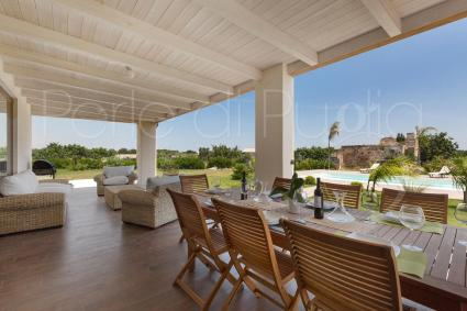 Luxusvillen - Leverano ( Porto Cesareo ) - Villa Giulia Luxury Suite