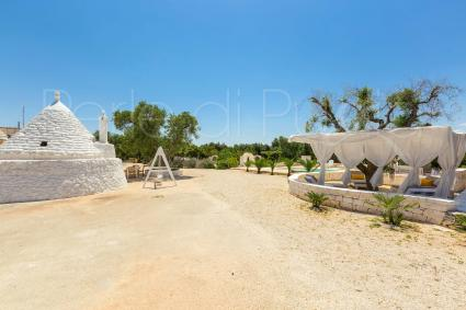 trulli e typical houses - Ostuni ( Brindisi ) - Trulli Ion