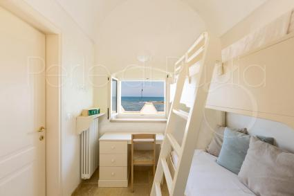 bedroom with bunk beds