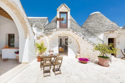 Bed and Breakfast - Alberobello ( Bari ) - CFA  - Trullo Giglio