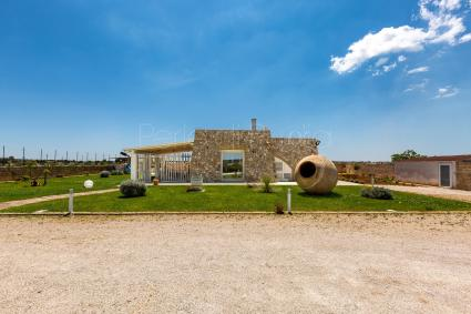 trulli e typical houses - Presicce - Acquarica ( Leuca ) - Villa Toffi