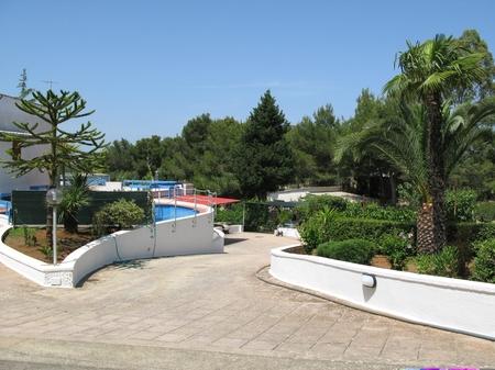 ville e casali - Parabita ( Gallipoli ) - Trullo La Panoramica inferiore