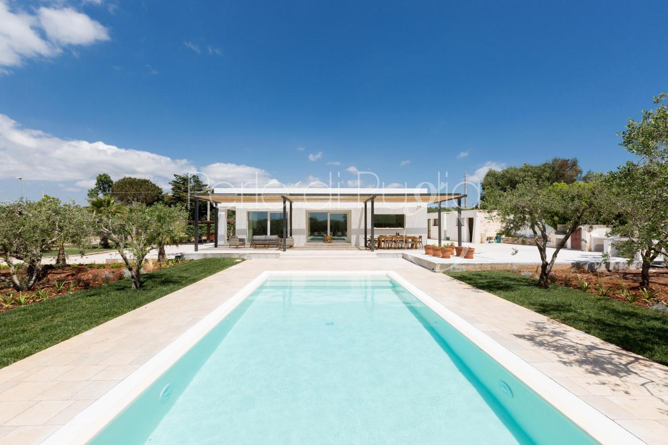 luxury villas - Santa Maria di Leuca ( Leuca ) - iChiani