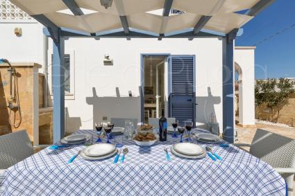 ville e casali - Torre Lapillo ( Porto Cesareo ) - Villino Gemma Azzurra