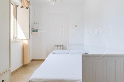 La seconda camera del pianterreno con divano letto estraibile