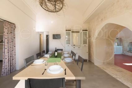 trulli e typical houses - Carovigno ( Brindisi ) - Trulli La Gaura